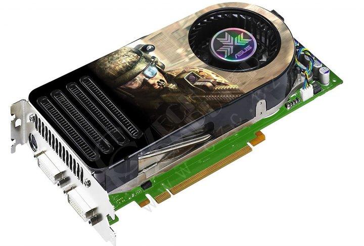 ASUS EN8800GTS/HDTP 320MB, PCI-E