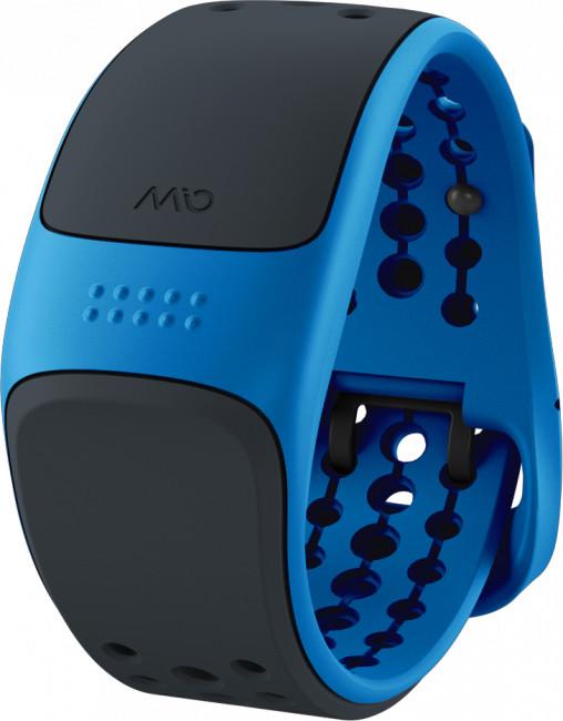 MIO Velo senzor srdečního tepu pro cyklistiku, modrá