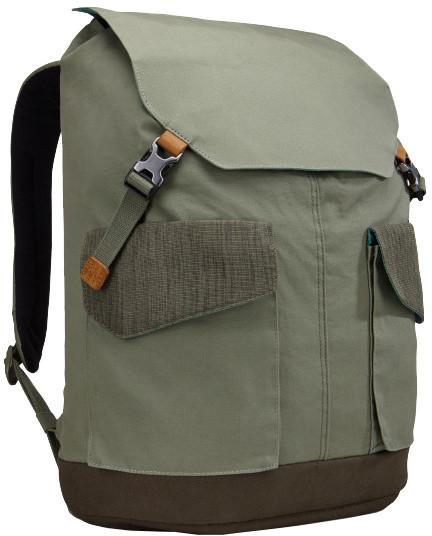 """CaseLogic LoDo batoh na 15,6"""" notebook, zelená"""