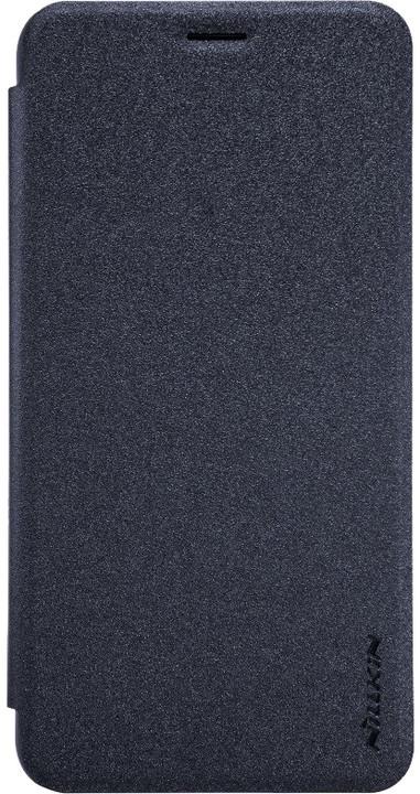 Nillkin Sparkle Folio pouzdro pro ASUS Zenfone 3 Max ZC553KL - černé