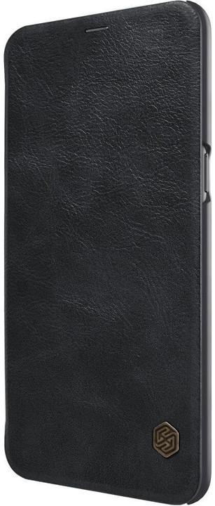 Nillkin Qin Book Pouzdro pro OnePlus 5T, černá