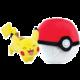 Pokémon - Pikachu a Poké Ball