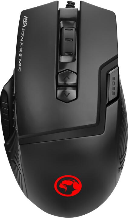 Marvo M355, černá