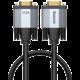 BASEUS kabel Enjoyment Series VGA - VGA, 2m, šedá