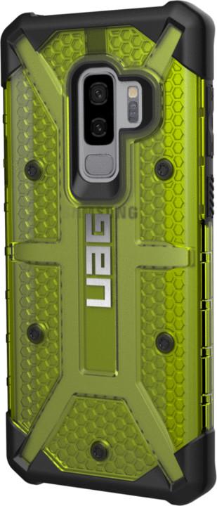 UAG plasma case Citron, yellow - Galaxy S9+