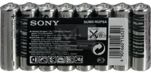 Sony SUM3NUP8A-EE, R6/AA, 8ks