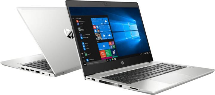 HP ProBook 440 G7, stříbrná