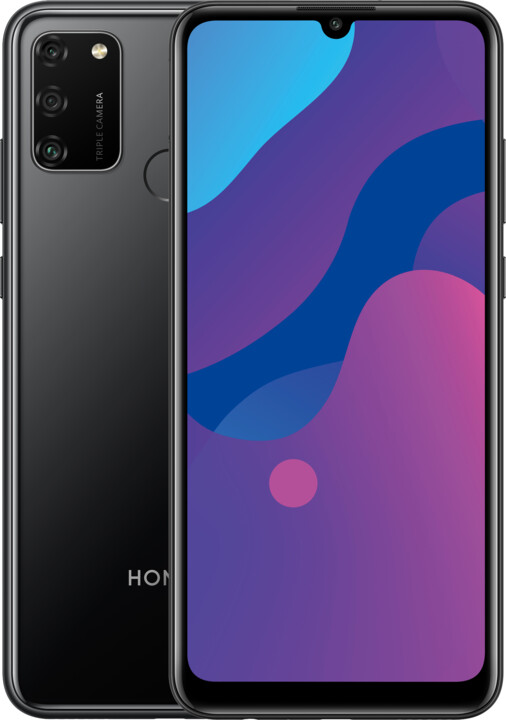 Honor 9A, 3GB/64GB, Black