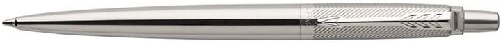 Parker Royal Jotter Premium Stainless Steel Diagonal CT, kuličkové pero