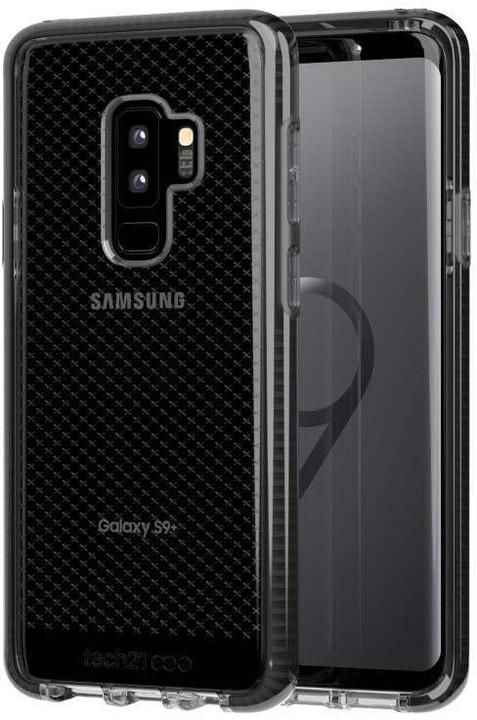 Tech21 Evo Check Samsung Galaxy S9+, kouřová/černá