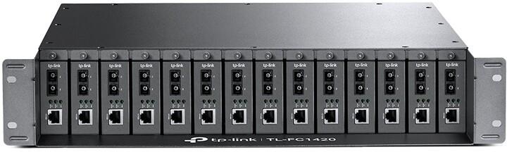 TP-LINK TL-FC1420 14-Slot