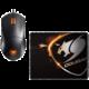 Cougar Minos XC + Speed XC, černý