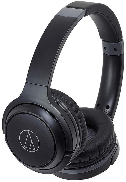 Audio-Technica ATH-S200BT, černá