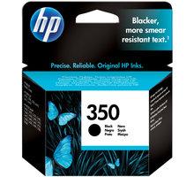 HP CB335EE, no.350, černá O2 TV Sport Pack na 3 měsíce (max. 1x na objednávku)