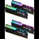 G.SKill Trident Z RGB 128GB (4x32GB) DDR4 3600 CL18