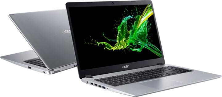Acer Aspire 5 (A515-43-R82V), stříbrná