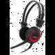 C-TECH MHS-02, černá/červená