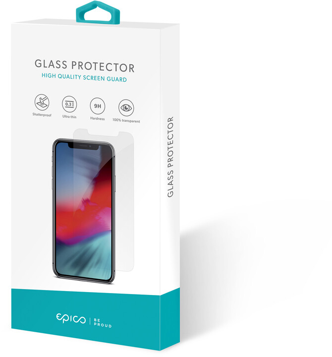 EPICO GLASS tvrzené sklo pro Huawei P8 Lite