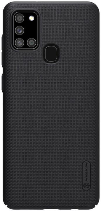 Nillkin zadní kryt Super Frosted pro Samsung Galaxy A21s, černá