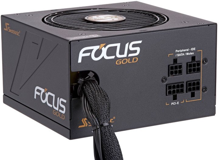 Seasonic Focus Gold - 650W