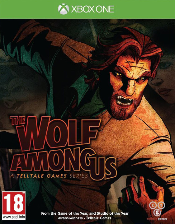 The Wolf Among Us - XONE