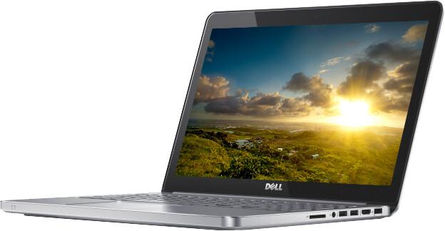 Dell Inspiron 15R SE 7537, stříbrná