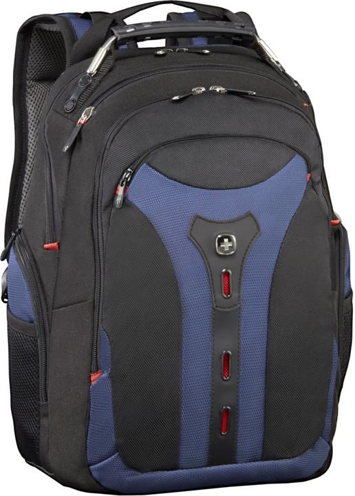 """WENGER PEGASUS - 15"""" batoh na Macbook Pro a iPad, modrý"""
