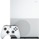 XBOX ONE S, 1TB, bílá + Assassin's Creed: Origins a Rainbow Six: Siege
