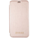 Guess Iridescent Book Pouzdro Rose Gold pro iPhone X