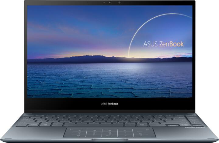 ASUS Zenbook Flip 13 UX363EA, šedá