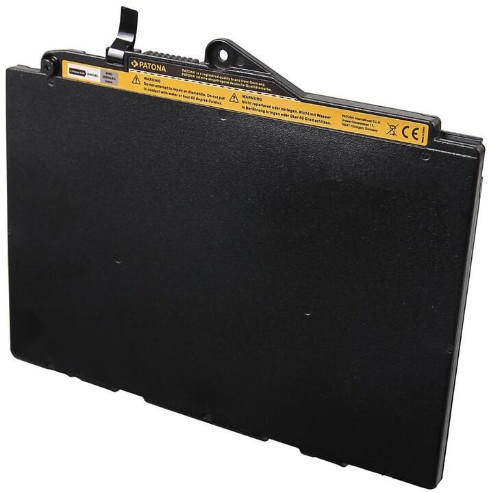 Patona baterie pro ntb HP EliteBook 725/820 G3 2800mAh Li-pol 11,4V SN03XL
