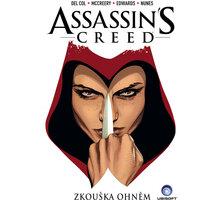 Komiks Assassin´s Creed 1 - Zkouška ohněm - 9788074494284