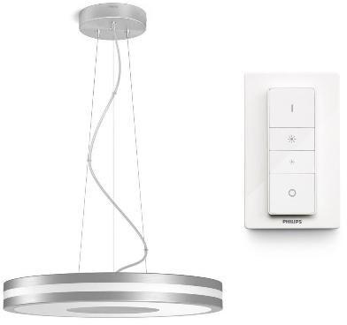 Philips závěsné svítidlo Hue Being, LED, 39W, 3000lm, 2200-6500K, hliník, 2.generace s BT