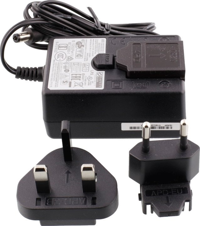D-Link PSM-12V-55-B - 12V 3A Power Supply Adapter 5,5mm jack