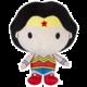 Plyšák DC Wonder Woman, 18 cm