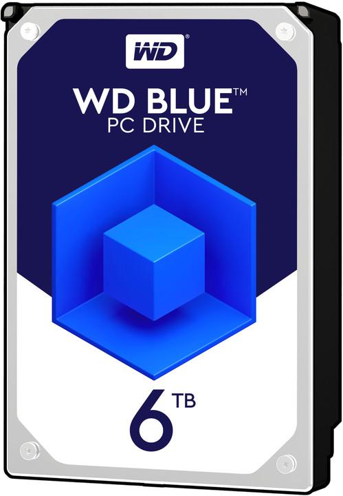 WD Blue - 6TB