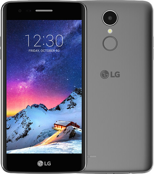 LG K8 2017, Dual Sim, titan