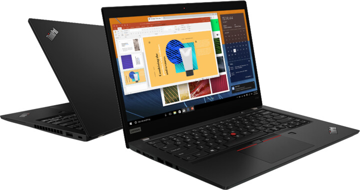Lenovo ThinkPad X395, černá