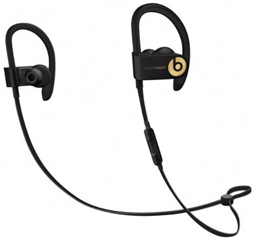 Beats Powerbeats3, medailově zlatá