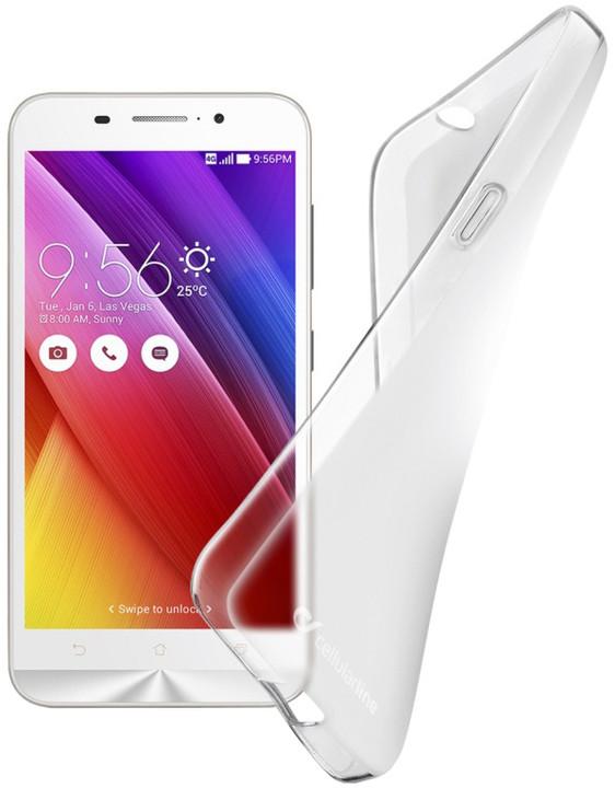CellularLine SHAPE TPU pouzdro pro ASUS Zenfone Max