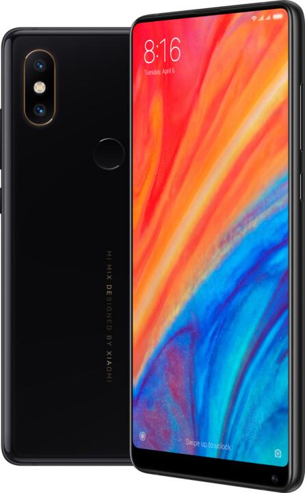 Xiaomi Mi MIX 2S 128GB, černý
