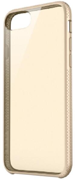 Belkin iPhone pouzdro Air Protect, průhledné zlaté pro iPhone 7plus