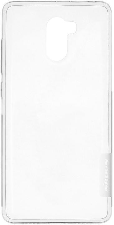 Nillkin nature TPU pouzdro pro Xiaomi Redmi 4 - čiré