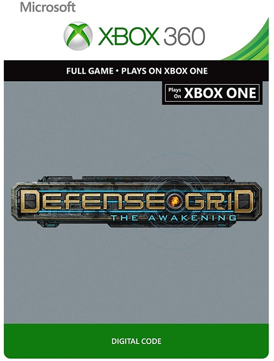 Defense Grid: The Awakening (Xbox ONE, Xbox 360) - elektronicky
