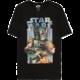Tričko Star Wars - Boba Fett Poster (M)