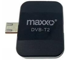 Maxxo DVB-T2 HEVC/H.265 Mobilní HD TV tuner - 804896