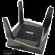 ASUS RT-AX92U, AX6100, Tri-Band Gigabit Aimesh Router Elektronické předplatné časopisu Reflex a novin E15 na půl roku v hodnotě 1518 Kč + O2 TV Sport Pack na 3 měsíce (max. 1x na objednávku)