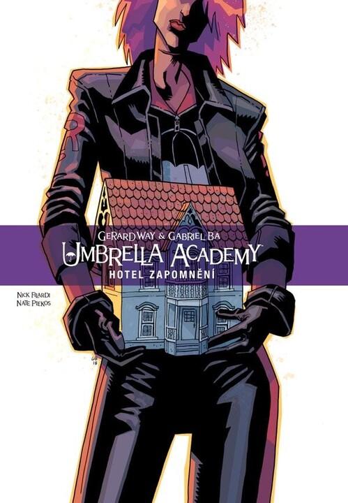 Komiks Umbrella Academy 3: Hotel Zapomnění