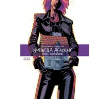 Komiks Umbrella Academy 3: Hotel Zapomnění - 9788074497803