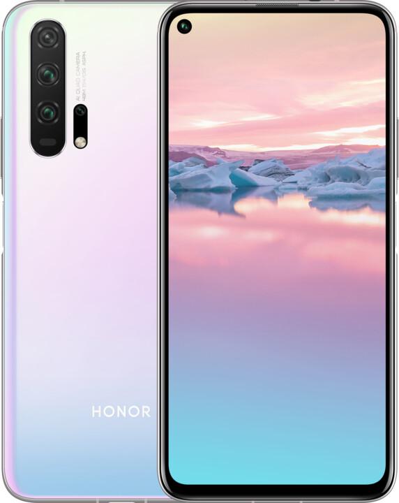 Honor 20 Pro, 8GB/256GB, Icelandic Frost